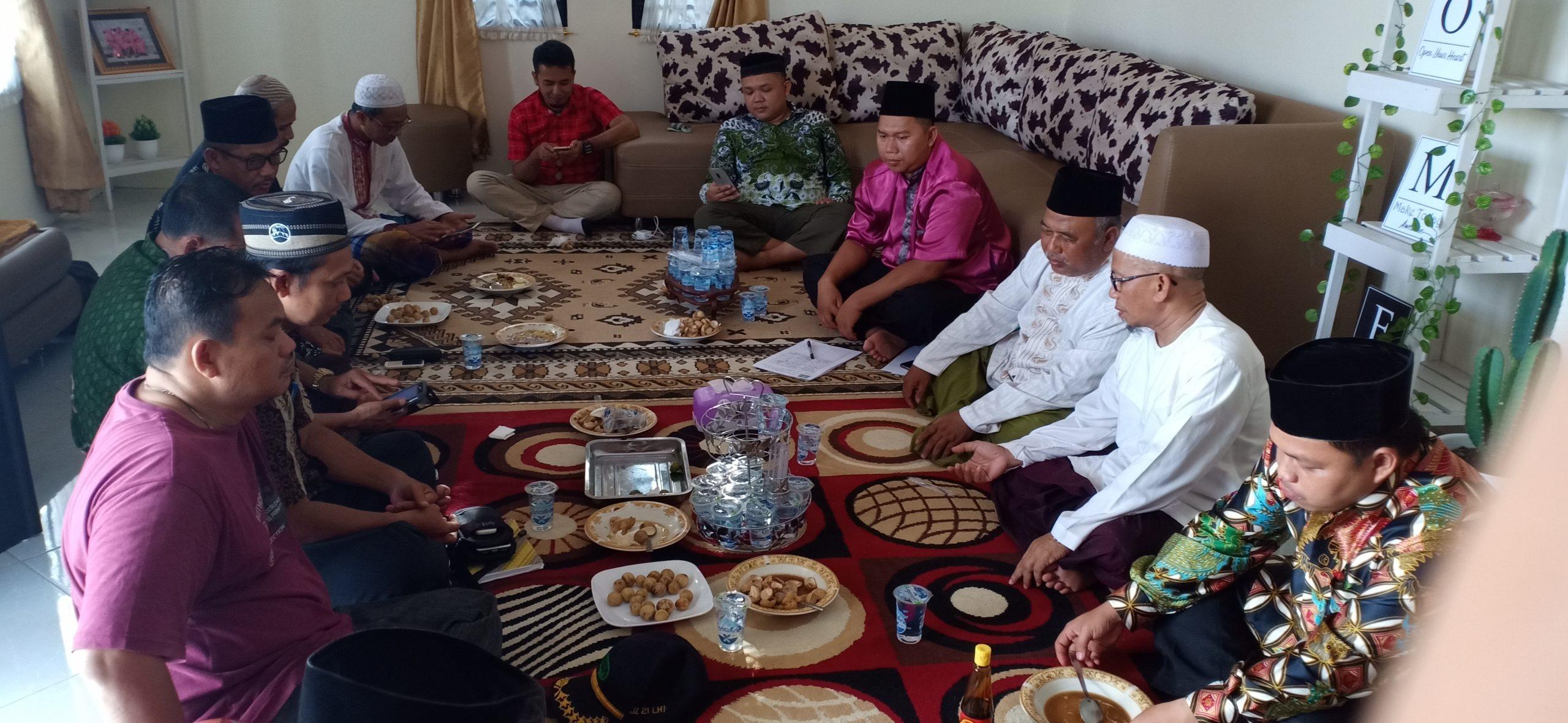 Undangan Rapat Formatur PCNU Landak 2020 - 2025