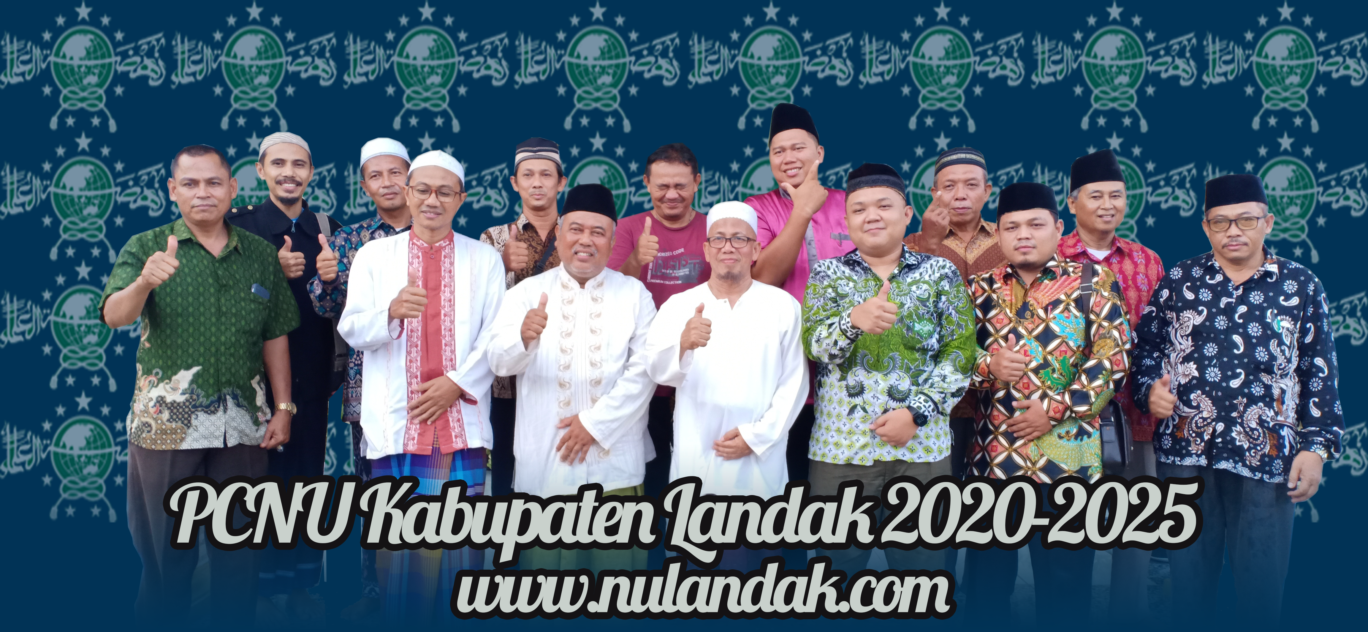 PENGURUS NU LANDAK 2020-2025