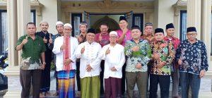 Rapat Formatur PCNU Landak